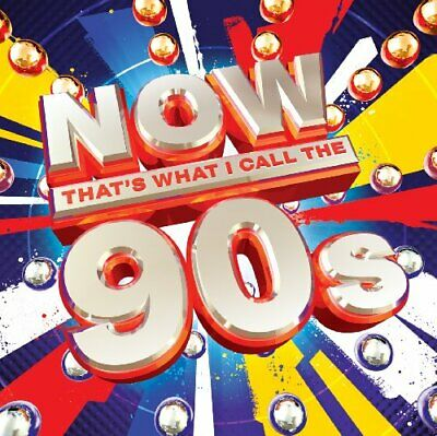 Various Artists - Now That's What I Call the 90s - Various Artists CD 9CVG The