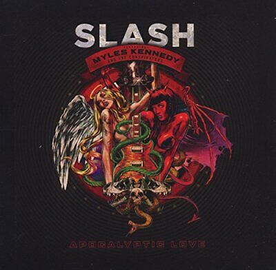 Slash - Apocalyptic Love - Slash CD 40VG The Cheap Fast Free Post The Cheap Fast