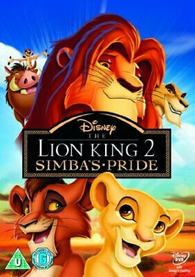 The Lion King 2 - Simba's Pride [DVD] - DVD  QEVG The Cheap Fast Free Post