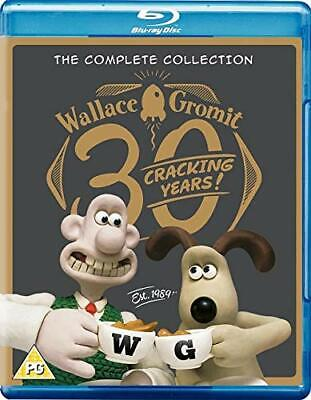 Wallace And Gromit The Complete Collection [Blu-ray] - DVD  6EVG The Cheap Fast