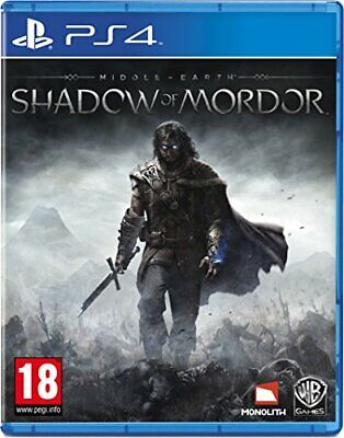 MIDDLE-EARTH: SHADOW OF Mordor: Game of the Year Edition (PS4) PEGI