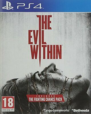 The Evil Within (PS4) - Game  5MVG The Cheap Fast Free Post
