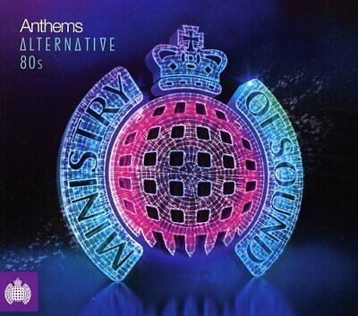 Various Artists - Anthems Alternative 80s - Various Artists CD RWVG The Cheap