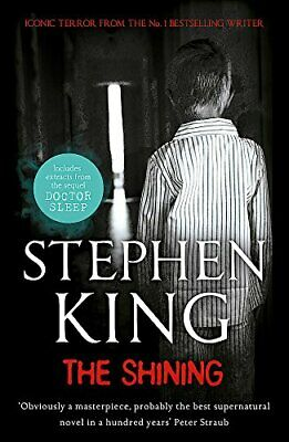 The Shining by King, Stephen Book The Cheap Fast Free Post