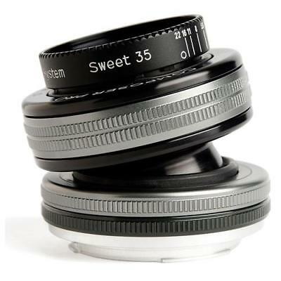 Lensbaby Composer Pro II with Sweet 35 Optic for Micro 4/3 #LBCP235M