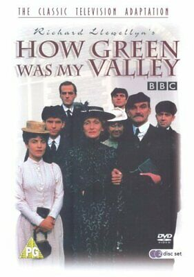 How Green Was My Valley [DVD] [1975] - DVD  0AVG The Cheap Fast Free Post