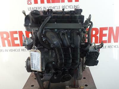 2006 SMART FORFOUR M134.910 1124cc Petrol 3 Cylinder Manual Engine