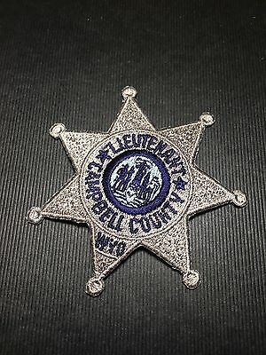 Campbell County Wyoming Sheriff  Patch