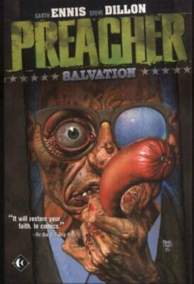 Preacher: Salvation by Ennis, Garth Paperback Book The Cheap Fast Free Post