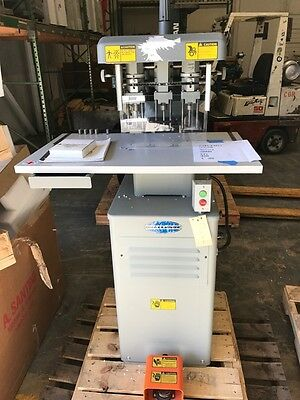 Challenge EH-3A 3 Hole Paper Drill - TN