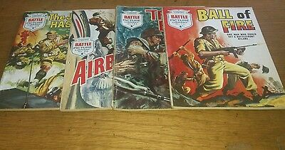 4 Battle Picture Library, 1963-69