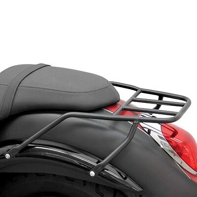Rear luggage rack Fehling Kawasaki VN 900 Custom 07-16 black