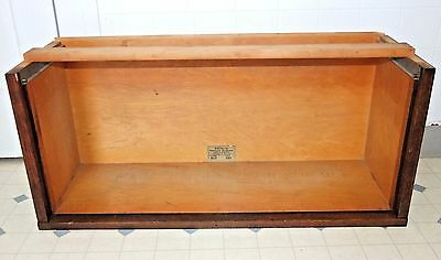 Globe Wernicke Sectional Bookcase Universal 13-inch Unit, Stacking Barrister Oak