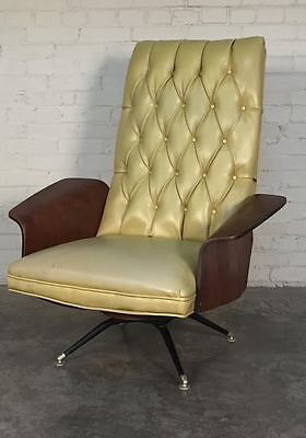 Mid-Century Modern Lounge Chair ~ Style Of George Mulhauser For Plycraft