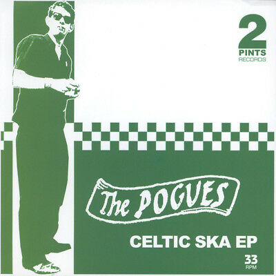 "Pogues, The - Celtic Ska EP (Vinyl 7"" - 2014 - US - Original)"