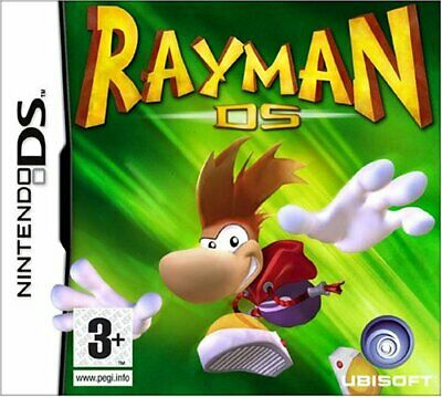 Rayman (Nintendo DS) - Game  O8VG The Cheap Fast Free Post
