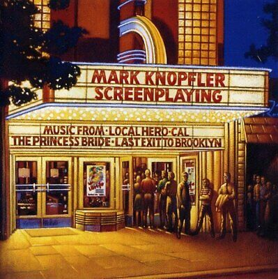 Mark Knopfler - Screenplaying - Mark Knopfler CD OEVG The Cheap Fast Free Post