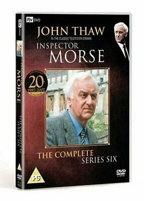 Inspector Morse: Series 6 (Box Set) [DVD] - DVD  SYVG The Cheap Fast Free Post