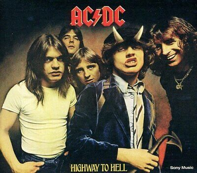 AC/DC - Highway To Hell - AC/DC CD L7VG The Cheap Fast Free Post The Cheap Fast