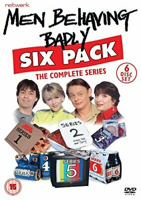 Men Behaving Badly - The Complete Collection [DVD] [1992] - DVD  UOVG The Cheap