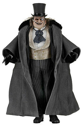 BATMAN RETURNS MAYORAL PENGUIN Danny DeVito 1/4 38cm Figur NEU+OVP Pinguin NECA