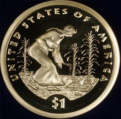 2009-S GEM CAMEO PROOF Sacagawea/Native American Dollar - From CherrypickerCoins