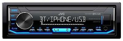 JVC KD-X341BT MP3-Autoradio mit Bluetooth USB iPod AUX-IN