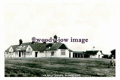 rt0197 - The Golf House  , Aldeburgh , Suffolk - photograph