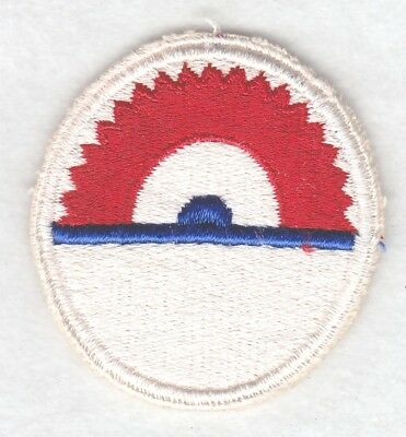 Army Patch:  Labrador Northeastern Command - WWII era