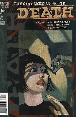 The Girl Who Would Be Death #3 (NM) `99 Kieman/ Phillips/ Ormston