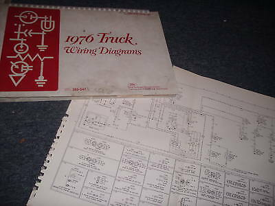 1976 ford courier wiring diagrams manual set