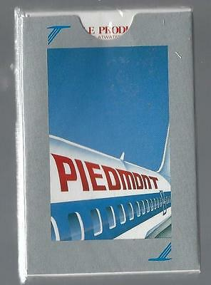 PIEDMONT AIRLINES New Sealed Playing Cards