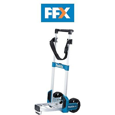 Makita TR00000001 MakPac Chariot 125 kg charge maximale