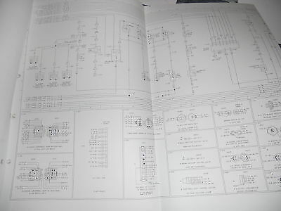 1998 ford f700 f-800 ft900 b800 cowl big trucks wiring diagrams schematics  set
