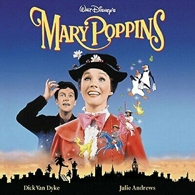 Julie Andrews - Mary Poppins - Julie Andrews CD XWVG The Cheap Fast Free Post