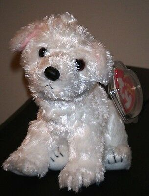 Ty Beanie Baby ~ CARGO the Dog ~ MINT with MINT TAGS