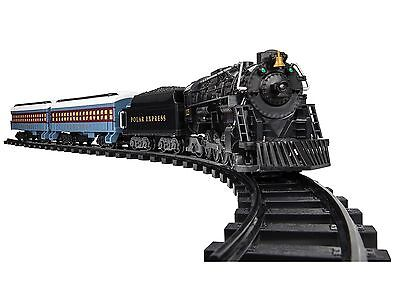 Lionel 7-11803 G The Polar Express Ready-to-Play Train Set