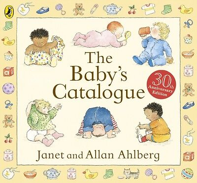 The Baby's Catalogue (Board book), AHLBERG, ALLAN, Ahlberg, Janet, 9780141343365