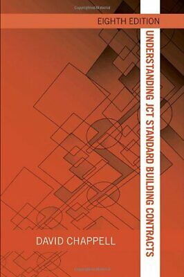 Understanding JCT Standard Building Contracts (U... by Chappell, David Paperback