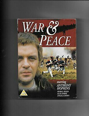 War and Peace BBC [DVD] - DVD  KIVG The Cheap Fast Free Post