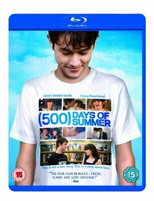 (500) Days of Summer [Blu-ray] - DVD  T2VG The Cheap Fast Free Post