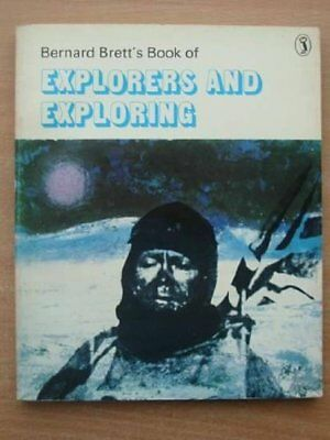 Book of Explorers and Exploring (Puffin Books) Paperback Book The Cheap Fast