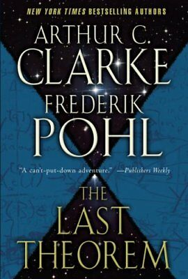 The Last Theorem by Pohl IV, Frederik Book The Cheap Fast Free Post