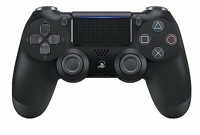 Sony Playstation 4 DualShock 4 Wireless Controller Gamepad V2 schwarz (2016)