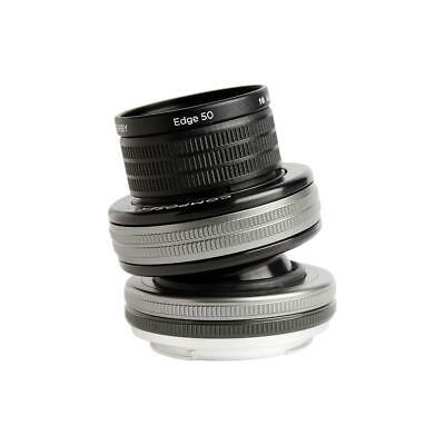 Lensbaby Composer Pro II with Edge 50 Optic for Nikon F Mount #LBCP2E50N