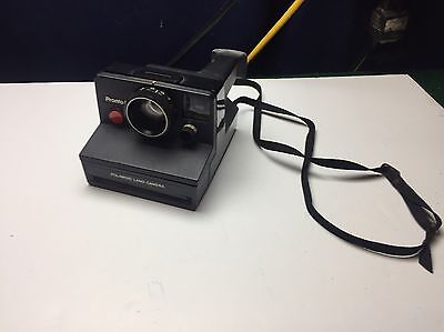 Vintage Polaroid SX-70 One Step Instant Land Camera TESTED