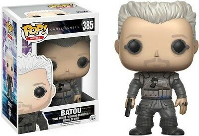 Ghost In The Shell - Batou Funko Pop! Movies: Toy