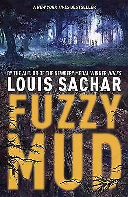 Fuzzy Mud by Louis Sachar (English) Paperback Book Free Shipping!