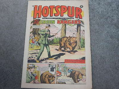 The Hotspur No. 440 March 23rd 1968 ~ Vintage Comic