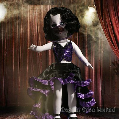 *ELLA VON TERRA* Living Dead Dolls Series 33 - Moulin Morgue (27cm)